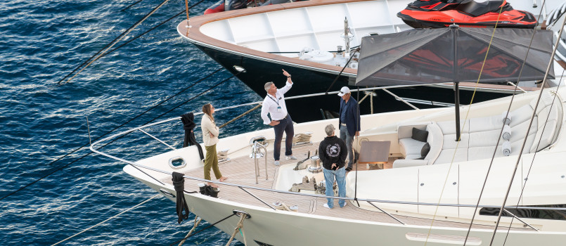 FIVE THINGS TO CONSIDER BEFORE BUYING YOUR FIRST SAILING YACHT