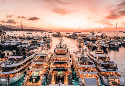 ULYSSE NARDIN, OFFICIAL SPONSOR OF THE 2021 MONACO YACHT SHOW